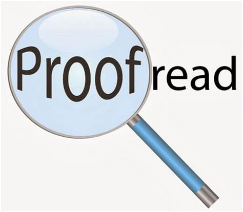 Website content proofreading service